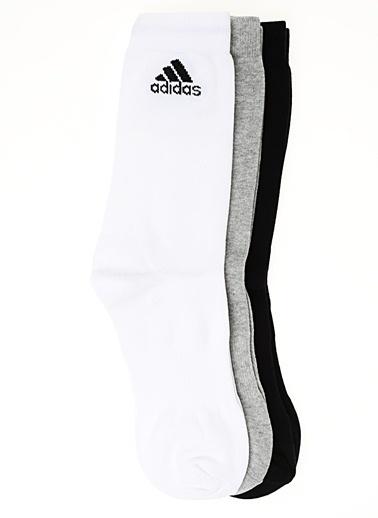 adidas Spor Çorap | 3'lü Çorap Siyah
